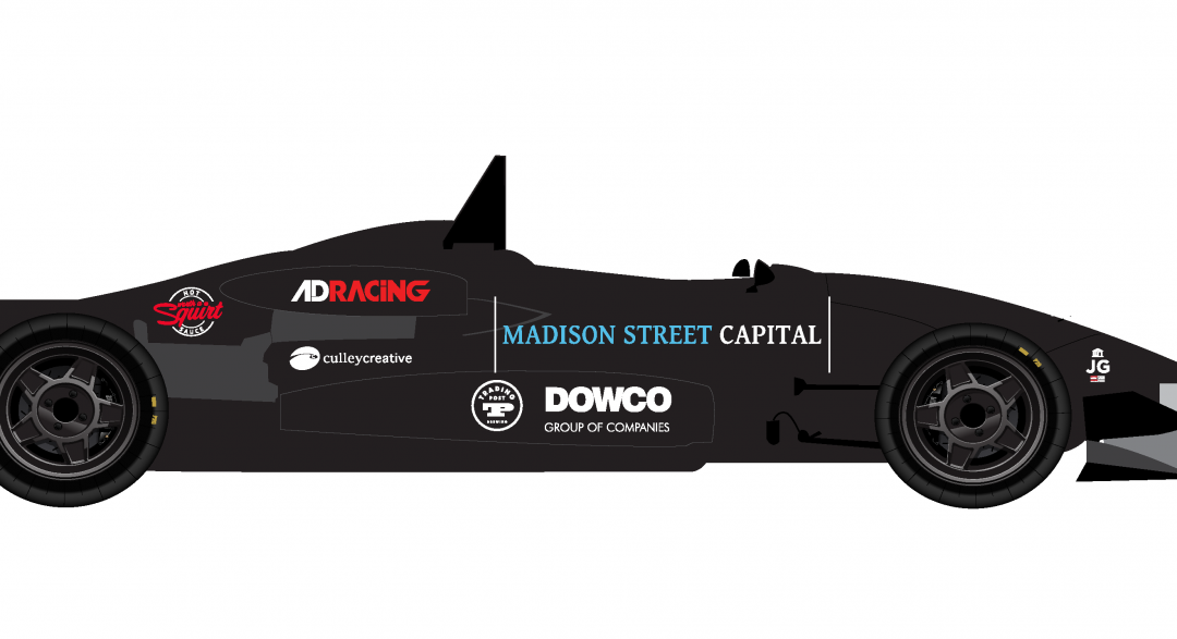 Madison Street Capital and Andrew Dobbie Racing Announce New Three-Year Partnership
