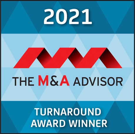 """MADISON STREET CAPITAL AWARDED """"DISTRESSED M&A DEAL OF THE YEAR"""" BY THE M&A ADVISOR's 15th ANNUAL TURNAROUND AWARDS"""